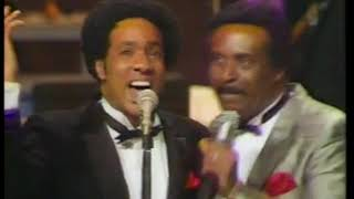 Photo of Music – 1983 – Four Tops + Temptations –   I'll Be There + Getting Ready + Same Old Song + My Girl