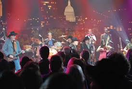 Photo of Music – 1981 – Ray Benson + Asleep At The Wheel – I Found A New Baby – Performed Live On Stage At Austin City Limits