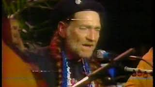 Photo of Music – 1981 – Willie Nelson & The Rainbow Band – Mona Lisa – Sung Live At Austin City Limits
