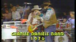 Photo of Music – 1982 – Some Of Country Music Hottest Bands – Orange Blossom Special – On Austin City Limits