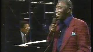 Photo of Music – 1980 – Joe Williams – Do Nothing Til You Hear From Me – Kennedy Center For Duke Ellington