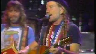 Photo of Music – 1981 – Willie Nelson & The Family Band – Stay All Night (Stay A Little Longer) – Live At ACL