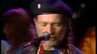Photo of Music – 1981 – Willie Nelson & The Family Band – Crazy – Sung Live On Stage At Austin City Limits