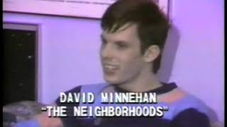 Photo of Music – 1982 – The Neighborhoods – Just Ask Her – Sung During USA Network Boston Rocks Special
