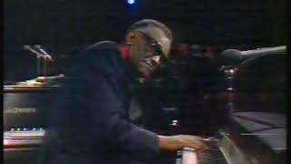 Photo of Music – 1980 – Ray Charles – Piano Instrumental – Featuring Classical + Jazz + Blues + Country