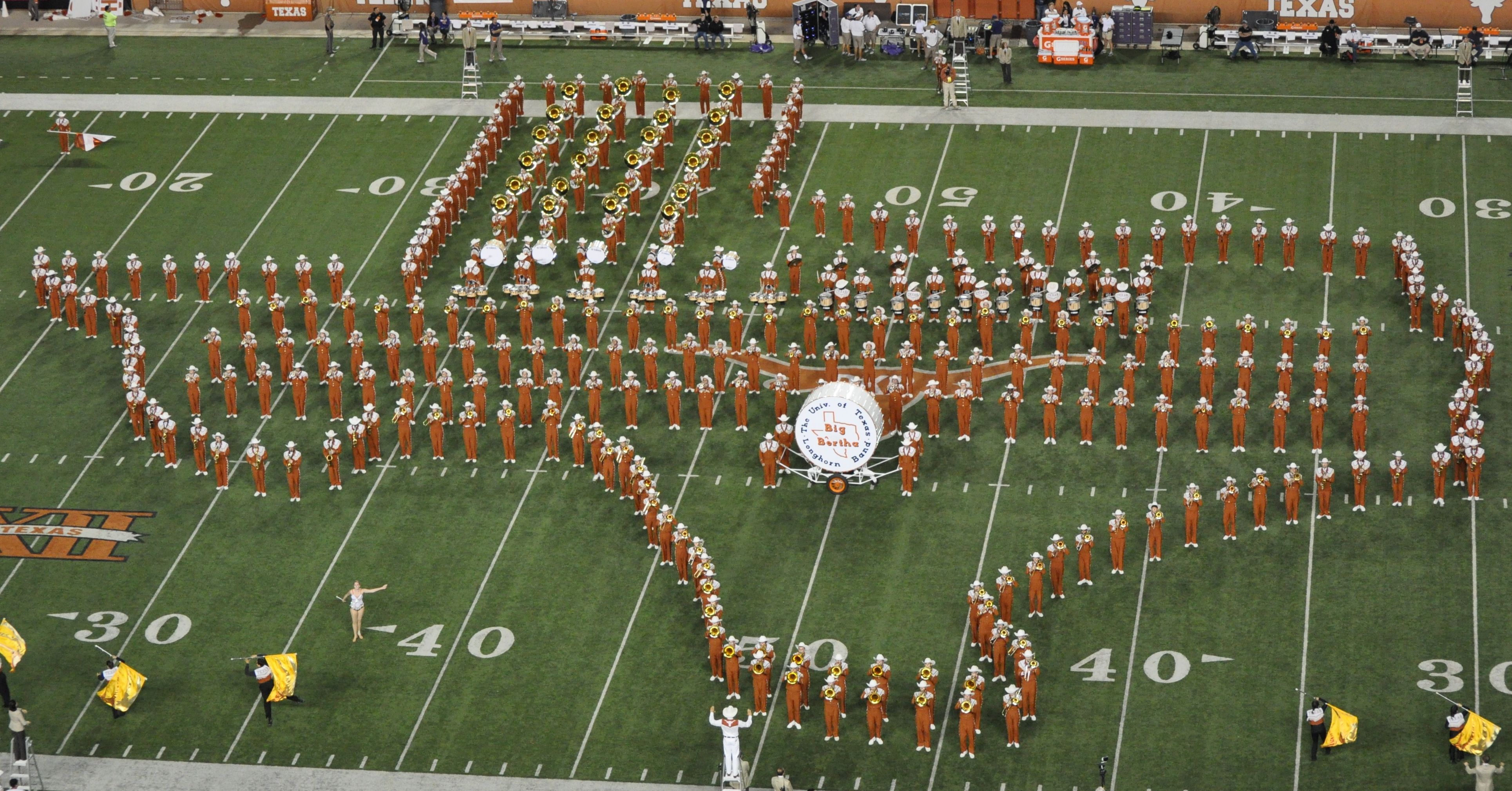 Photo of Music – 1983 – The Showband Of The Southwest – University Of Texas Marching Band – Halftime Show