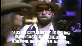 Photo of Music – 1981 – Willie Nelson – Stay A Little Longer –  Honky Tonk Introduction To Austin City Limits