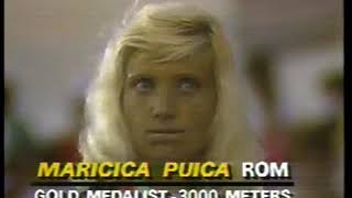 Photo of Music – 1984 – Romania National Anthem – Olympic Track Womens 3000m Gold Medal Of Maricica Puica