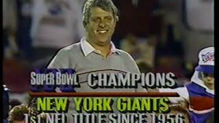 Photo of Music – 1987 – Liza Minnelli – New York New York – Put To Highlights Super Bowl XXI After NY Giants Win The Title