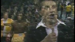 Photo of Music – 1984 – Rolando Biscotti – Star Spangled Banner – Sung At Bramble Vs Mancini Ltwt Title Fight
