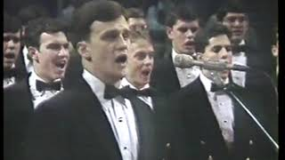 Photo of Music – 1986 – Coast Guard Academy Glee Club – Star Spangled Banner – At The 38th NHL All Star Game