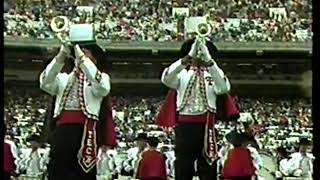 Photo of Music  – 1985 – The Goin' Band From Raiderland – Texas Tech Band Halftime At Tx Tech Vs Texas SWC Game