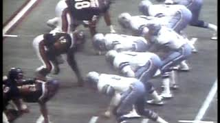 Photo of NFL – 1979 – NFL Films – Game Of Week – Dallas Cowboys Vs Chicago Bears – With Harry Kalas