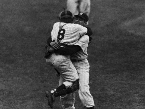 "Photo of L E's Stories – ""I Never Said Most Of The Things I Said"" – My Tribute to New York Yankees C Yogi Berra"