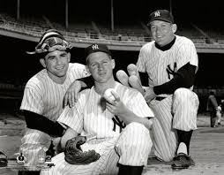 Photo of L E's Stories – 1956 New York Yankees – Mantle MVP + Larsen Perfection + Yanks Beat Dodgers In 7 + More