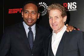 Photo of L E's Stories – A Skip Of Courage….And A Stephen A And Of A Higher Standard – My Tribute To Skip Bayless & Stephen A Smith