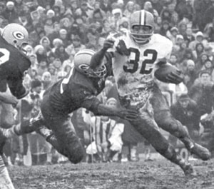 Photo of NFL – 1957 To 2020 – Cleveland Browns RB Jim Brown  Videos