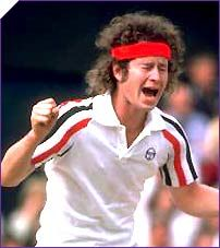 "Photo of L E's Stories – ""Tennis' Master Shot Maker And Major Court Anarchist"" – The Story And Legend Of John McEnroe"