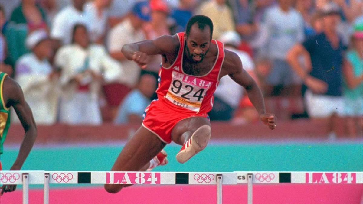"Photo of L E's Stories – ""Even If You're Incredible, It's Difficult To Be Unbeatable"" – The Legend Of Edwin Moses"