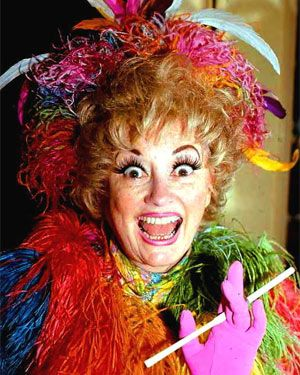 "Photo of L E's Stories – ""Make Fun Of Yourself And The Whole World Laughs"" – A Tribute To The Comedic Genius Of Phyllis Diller"