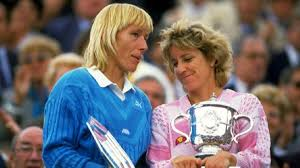 "Photo of L E's Stories – ""Chrissy Vs Martina – A Rivalry Of The Highest Order Wrapped With Lifetime Friendship"" – The Story Of Chris Evert And Martina Navratilova """