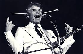 "Photo of L E's Stories – ""Excuse Me + Turtle Back Rider + King Tut + Wild And Crazy Guy + Banjo Boy Provides Pure Comedic Genius"" – A Salute To Steve Martin"