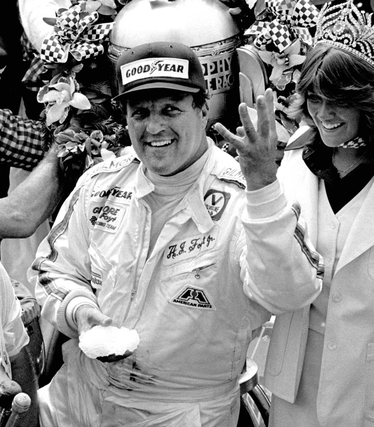 "Photo of L E's Stories – ""Super Tex Of Auto Racing"" – The Story Of A. J. Foyt Jr."
