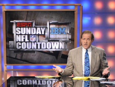 "Photo of L E's Stories – From Boomer To The Swami ""He Might Go All The Way"" – Salute To Sportscaster Chris Berman"