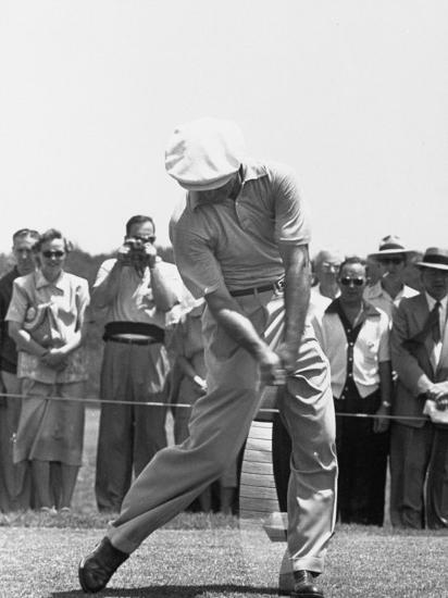 "Photo of L E's Stories – ""The Wee Iceman From Cowtown"" – Salute To Golf Legend Ben Hogan"