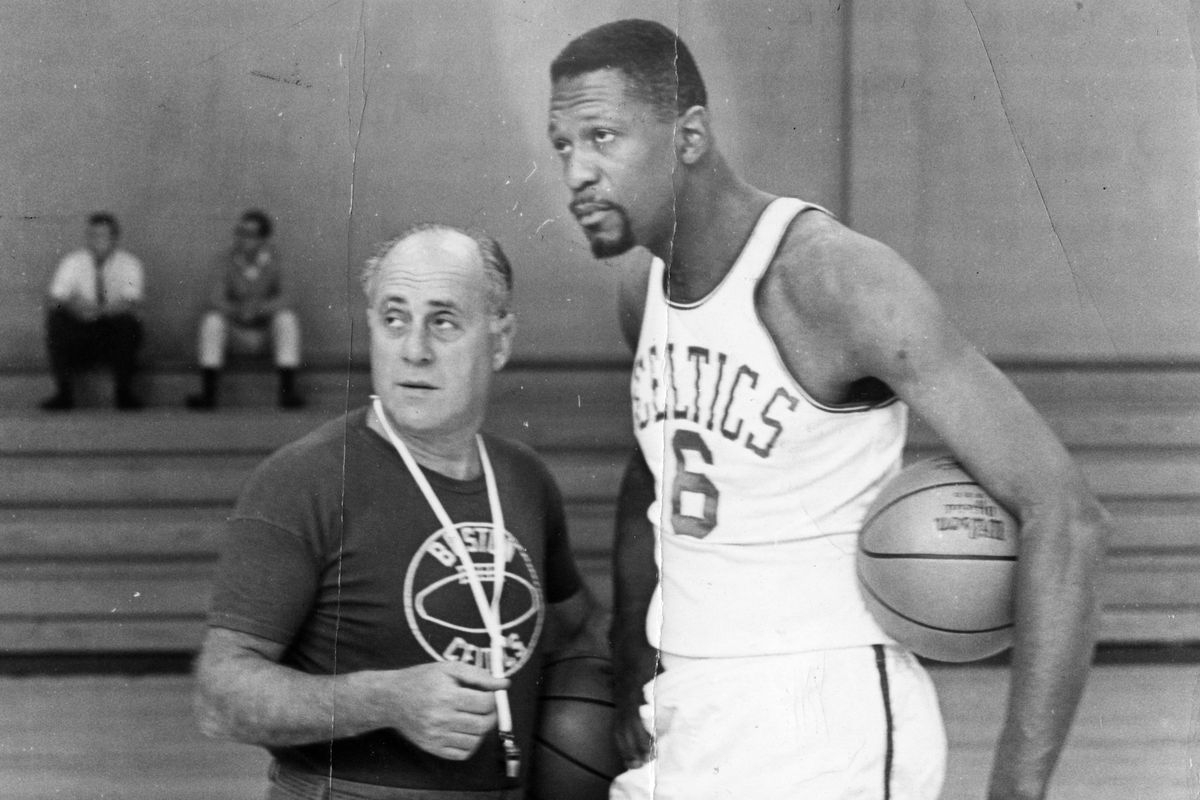 "Photo of L E's Stories – ""There's The Best Player….And Then There's The Most Valuable Player"" – Tribute To Celtics Bill Russell"