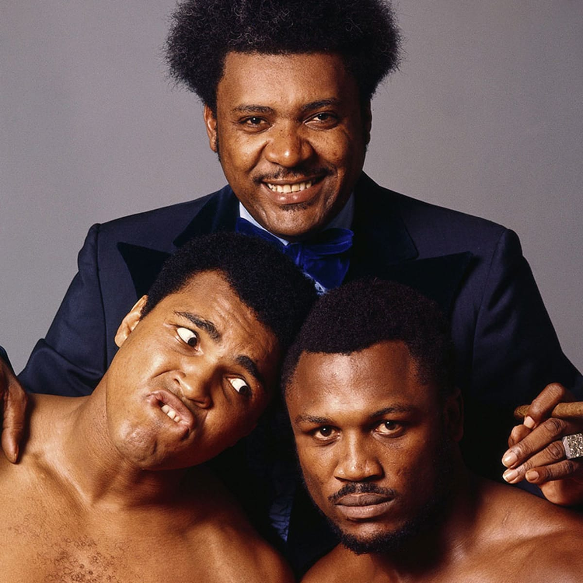 "Photo of L E's Stories – ""He Talks Black, Lives White and Thinks Green….Cuz Even Crooks Can Be Patriotic"" – The Story Of Boxing Promoter Extraordinaire Don King"
