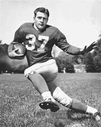 "Photo of L E's Stories – ""The Doaker: He Was Golden As Golden Gets"" – The Story Of Legendary Running Back Doak Walker"
