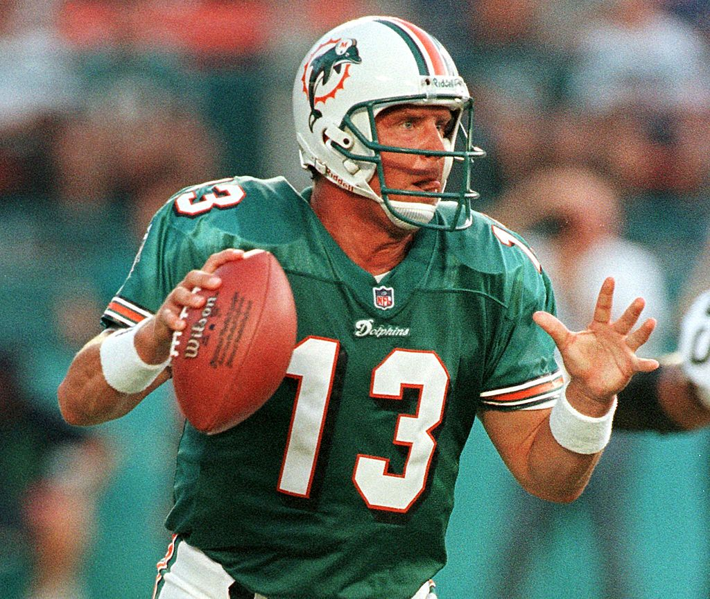 "Photo of L E's Stories – ""What A Career: 420 TD's And 61,361 Yards Passing"" – Dan Marino – A Career To Remember"