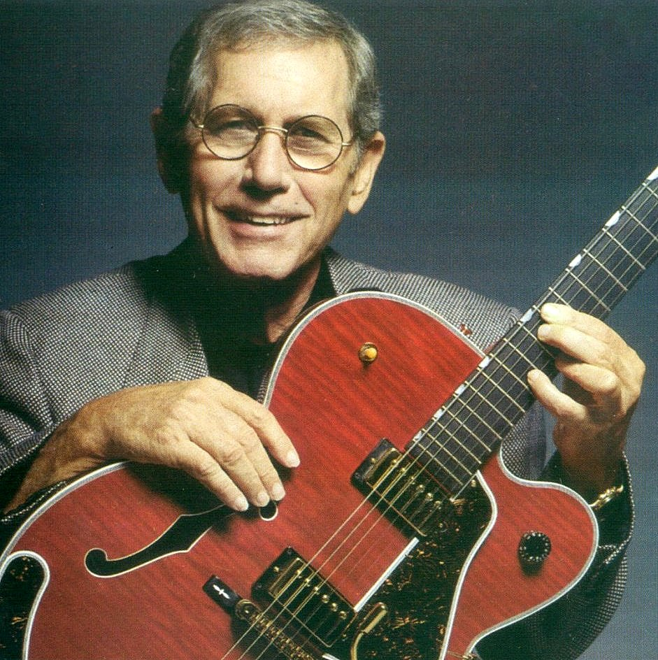 "Photo of L E's Stories – ""The Country Gentleman Who Was Mr. Guitar"" – The Story of Chet Atkins"