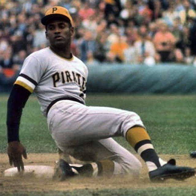 "Photo of L E's Stories ""A 5 Tool Player On The Field…And A 5 Star Human Being Off The Field"" – Tribute To HOF Legend Roberto Clemente"